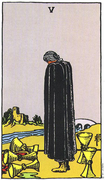 V of Cups